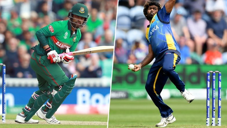 BAN vs SL, ICC Cricket World Cup 2019: Tamim Iqbal vs Lasith Malinga and Other Exciting Mini Battles to Watch Out for at Bristol County Ground