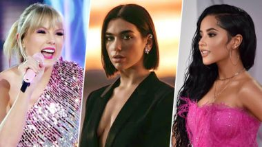 Taylor Swift, Dua Lipa and Becky G to Perform Live in Amazon Prime Day's All-Female Concert on July 10