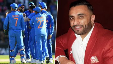 'India Cricket Team Inspiring Others to Stay Fit', Says Fitness Trainer of 'Men in Blue' Jag Chima Amid ICC Cricket World Cup 2019