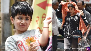 Birthday Boy Laksshya Kapoor Starts His Day With a Temple Visit Along With Aunt Ekta Kapoor - See Pics!