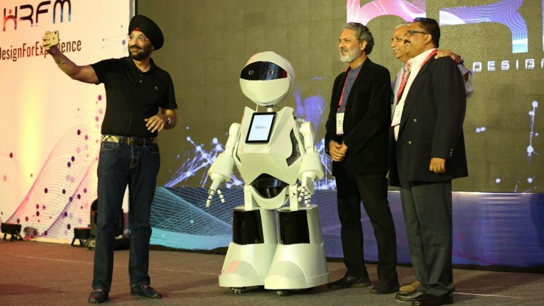 'K2': Tech Mahindra Introduces AI Based HR Humanoid for Noida Special Economic Zone Campus in Uttar Pradesh