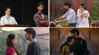 Kabir Singh Song Tera Ban Jaunga: Shahid Kapoor and Kiara Advani's Lovely Chemistry Makes This Song Special (Watch Video)