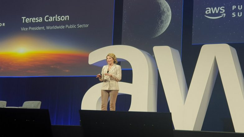 Narendra Modi Building Cloud-First Approach to Empower Indians, Says AWS Vice President Teresa Carlson