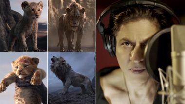 Shah Rukh Khan Has Watched 'The Lion King' 40 Times With Pizzas and Dosas and The Reason is Cute!