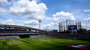 England vs Australia, Ashes 2019 5th Test Rain Forecast & Weather Report From Kennington: Check Weather Forecast and Pitch Report of Oval Cricket Ground