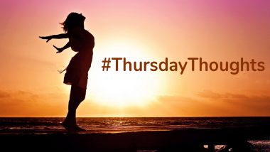 Thursday Thoughts: Twitter Gears Up for the Weekend With #ThursdayMotivation Tweets