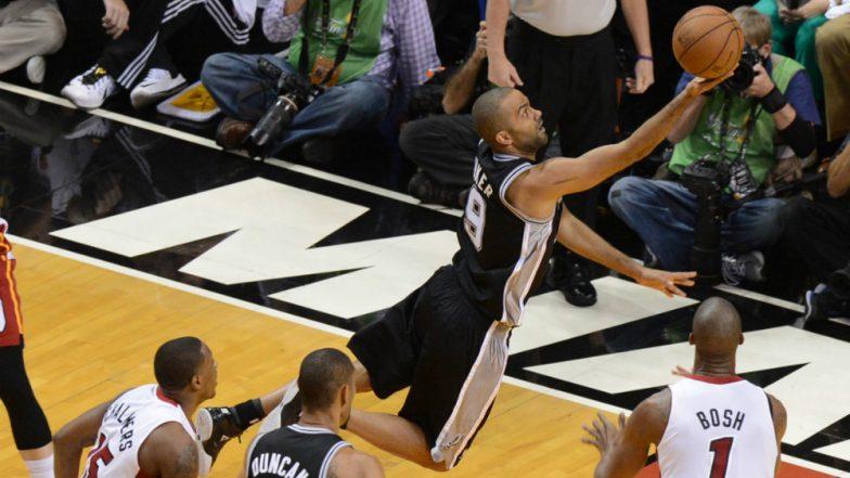 NBA Star Tony Parker Retires From Basketball
