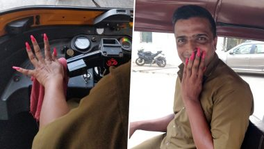 Transgender Rickshaw Driver From Mumbai is Winning Hearts on Social Media For Her Brave Survival Story