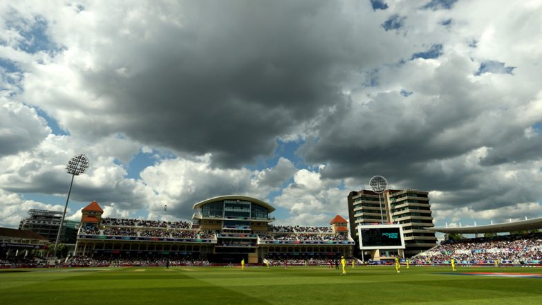 India vs New Zealand ICC Cricket World Cup 2019 Weather Report: Check Out the Rain Forecast and Pitch Report of Trent Bridge in Nottingham