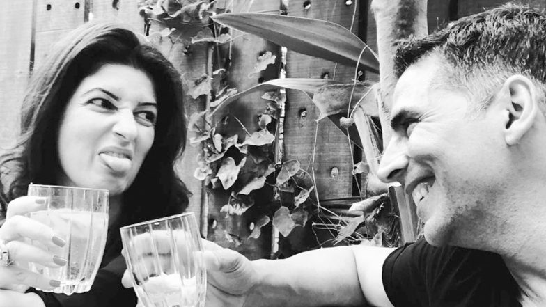 Twinkle Khanna Misses Her 'Hunk' Akshay Kumar While He Is Away Shooting For Sooryavanshi! Check Out Their Adorable Pic