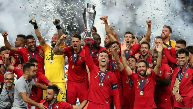 Portugal Beat Netherlands 1-0 to win the Inaugural UEFA Nations League 2019