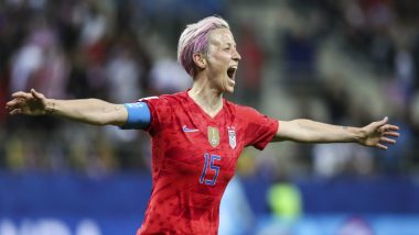 US Beat France by 2-1 to Enter FIFA Women's World Cup 2019 Semi-Finals