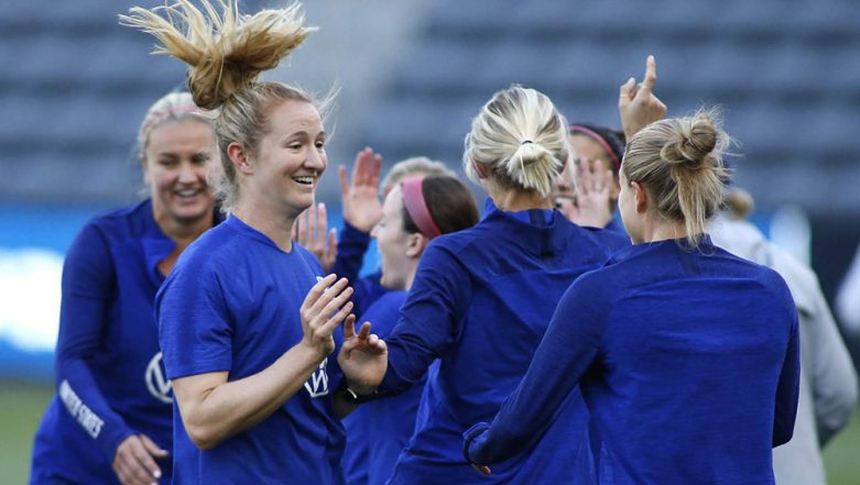 Spain vs United States, FIFA Women's World Cup 2019 Live Streaming: Get Telecast & Free Online Stream Details of Round of 16 Football Match in India