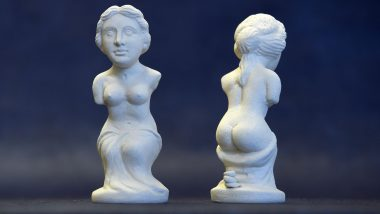 Venus De Milo to Get Her Own Signature Fragrance At Louvre Paris, Visitors Can Now Get a Whiff of the Famed Statue