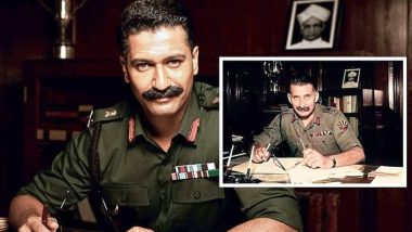 Another Biopic For Vicky Kaushal! Actor's Look as Sam Manekshaw in Meghna Gulzar's Next is Almost Unrecognisable (View Pic)
