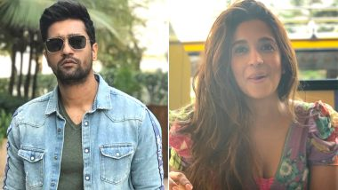 Ex-flames Vicky Kaushal and Harleen Sethi Spotted at Kabir Singh Special Screening! See Pics Inside