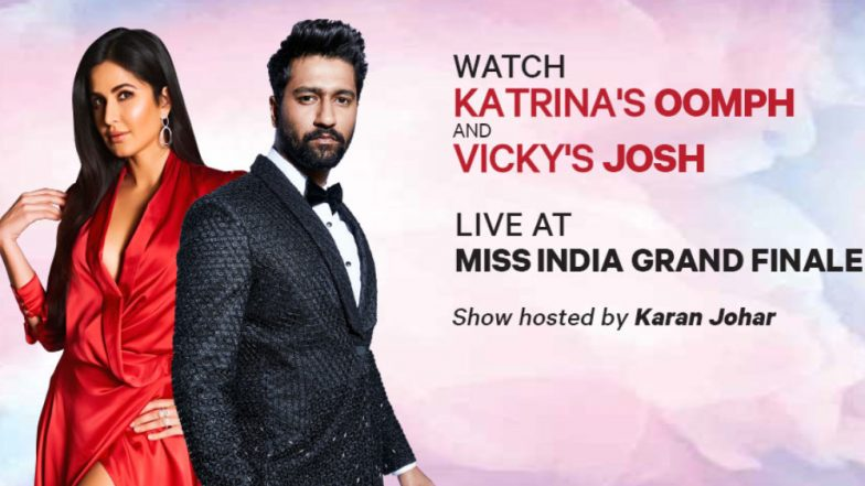 Femina Miss India 2019 Grand Finale: These Photos Of Vicky Kaushal And Katrina Kaif's Dance Performances Are Unmissable