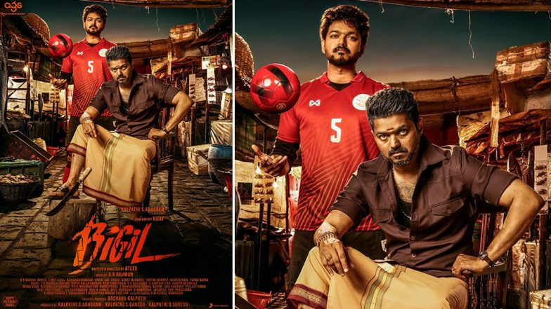 Actor Vijay's Film Bigil to Not Have Any Political Content?