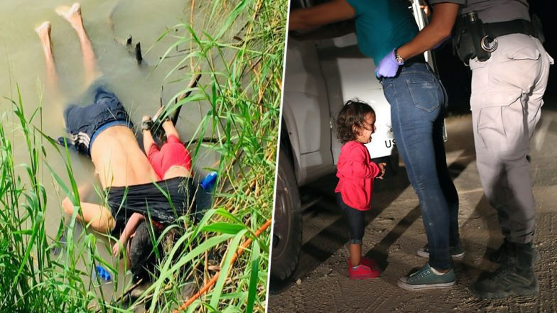 Heartbreaking Pic of Father and Daughter Drowned in Water Near US-Mexico Border Reminds Us of The Crying Immigrant Girl During Trump's Zero Tolerance Policy