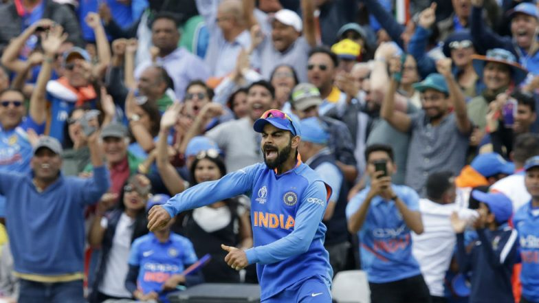 India Beat Australia by 36 Runs in ICC CWC 2019 Match 14, Twitter Lauds Team India and 'Gabbar' Shikhar Dhawan