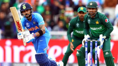 Virat Kohli Becomes Fastest to Make 11,000 ODI Runs; Breaks Sachin Tendulkar's 12-Year-Old Record During IND vs PAK World Cup 2019 Match