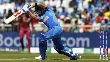 Virat Kohli Becomes Fastest Batsman to Score 20000 International Runs; Achieves Feat During India vs West Indies World Cup 2019 Match