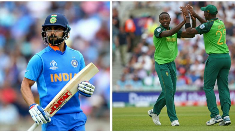 India vs South Africa 1st T20I 2019: Virat Kohli vs Kagiso Rabada and Other Exciting Mini Battles to Watch Out for in Dharamsala