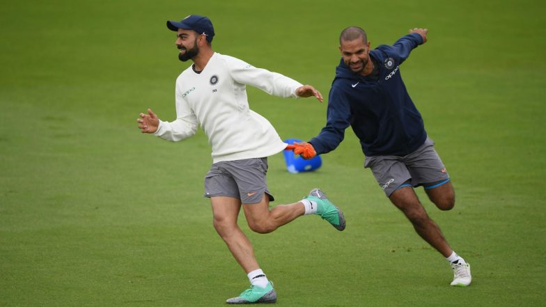 Virat Kohli, Shikhar Dhawan Steal Show On Field and On Twitter After Beating Australia, South Africa in ICC CWC 2019
