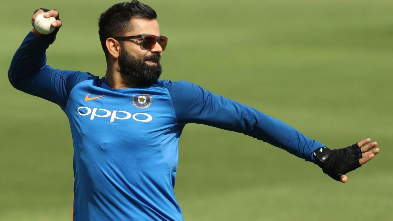 Virat Kohli Ahead of IND vs AUS CWC 2019 Says, 'I Play Every Game Like It Is My First for My Country' (Watch Video)
