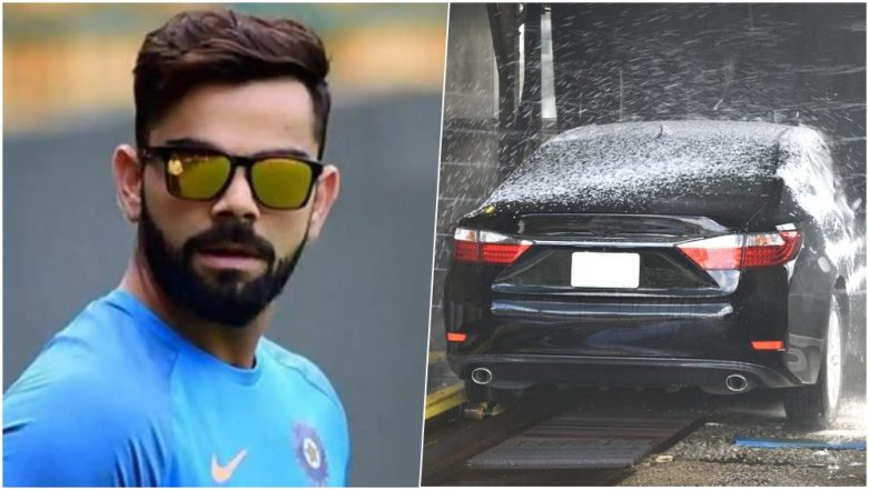 Virat Kohli Uses Drinking Water to Wash Cars, Gets Fined Rs 500 by Gurugram Municipal Corporation, But is That Enough?