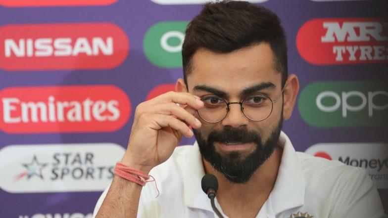 Virat Kohli's School Sends Soil to London as Blessing Ahead of India vs Australia Match in ICC CWC 2019