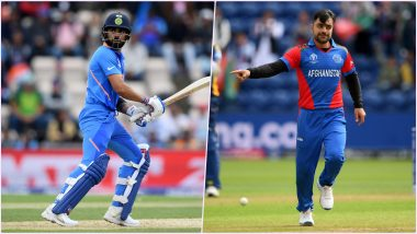 IND vs AFG, ICC Cricket World Cup 2019: Virat Kohli vs Rashid Khan and Other Exciting Mini Battles to Watch Out for at The Rose Bowl in Southampton