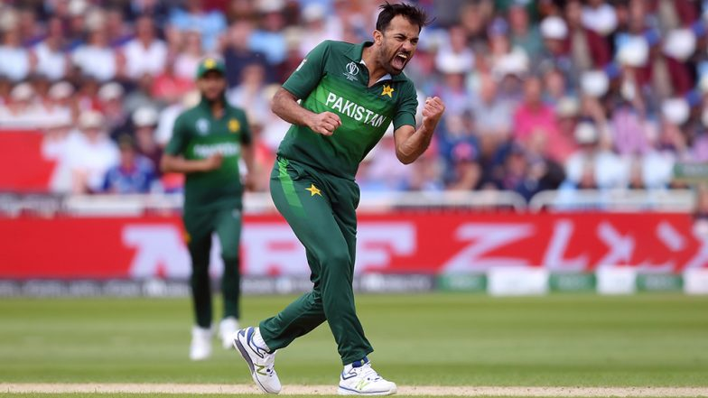 Wahab Riaz Dismisses Jonny Bairstow during PAK vs ENG ICC CWC 2019, Takes His First ODI Wicket in 787 days!