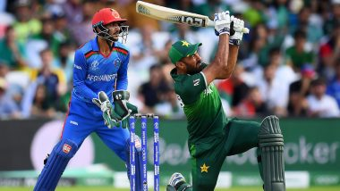 Pakistan vs Afghanistan Last Over: Watch Video Highlights of Final Over As Imad Wasim, Wahab Riaz Take PAK to Victory