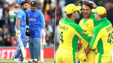 India vs Australia ICC Cricket World Cup 2019 Weather Report: Check Out the Rain Forecast and Pitch Report of the Oval in London