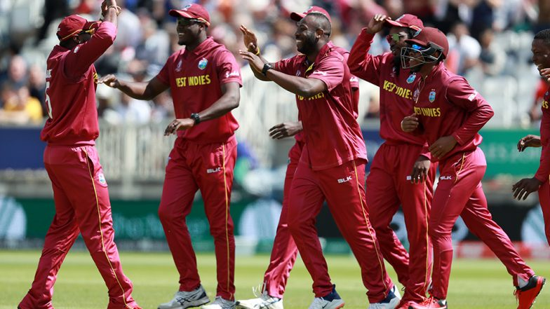 West Indies Becomes 5th Team to Play 800 ODIs, Achieves Milestone During AUS vs WI, ICC CWC 2019 Match at Southampton; Check Full List Here