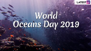 World Oceans Day 2019: A Peep Into the World Below Water - Interesting Facts And Threat The Marine Life is Facing