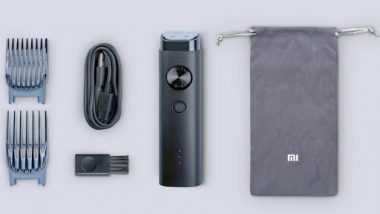 Xiaomi India Launches Mi Beard Trimmer at Rs 1,199; Know All Features Here