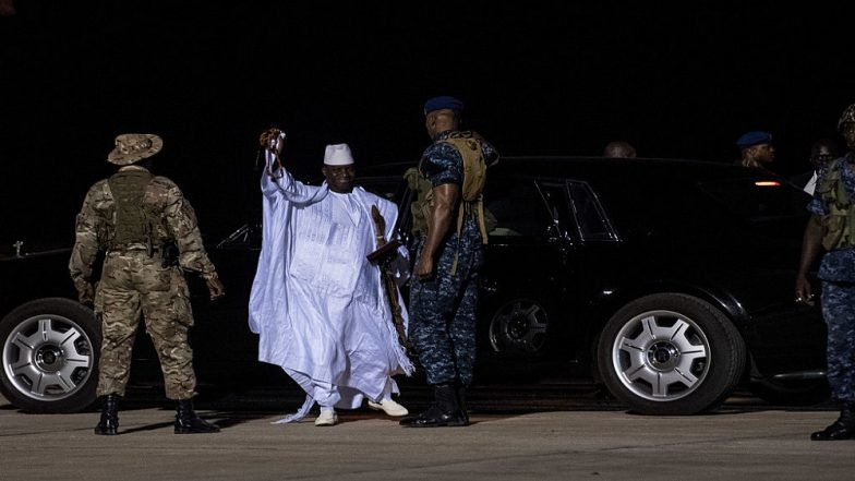 Gambia's Ex-President Yahya Jammeh 'Handpicked' Girls to Rape, Sexually Abuse Them: Human Rights Watch