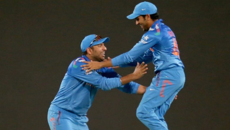 Rohit Sharma Reveals How Yuvraj Singh's Advice Helped him Cope With Lack of Form in the IPL 12 and CWC 2019 (Watch Video)