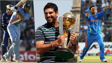 Yuvraj Singh's Career Highlights: From Natwest Trophy to Winning 2011 World Cup, 5 Times Yuvi Rocked ODI Cricket