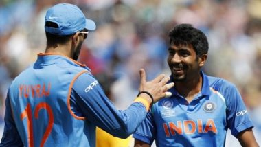 From Acne to Anti-Aging, Jasprit Bumrah and Yuvraj Singh Reveal a Lot About Each Other In This Instagram Banter!