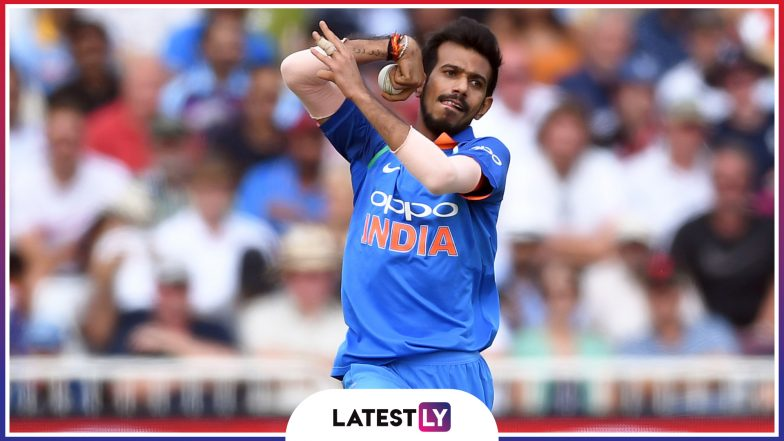 Yuzvendra Chahal Stats and Records: A Look at Profile of Team India Player Ahead of IND vs SA ICC Cricket World Cup 2019 Match