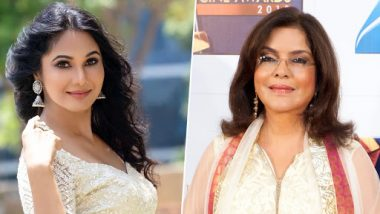 Rupali Suri on Working With Zeenat Aman for an Untitled Web Show: I Am Happy to Have Got a Chance to Work With Her