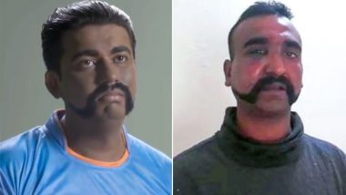 Pakistan Drags Wing Co. Abhinandan to Counter India's 'Mauka Mauka' Ad Ahead of IND vs PAK CWC19 Clash; Watch Jazz TV's Distasteful Video