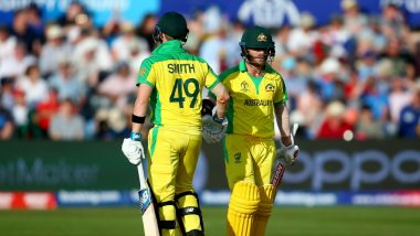 Afghanistan vs Australia, ICC CWC 2019 Stat Highlights: David Warner Shines as AUS Crush AFG by Seven Wickets