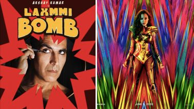 It's Akshay Kumar Vs Gal Gadot in June 2020: DC's Wonder Woman 1984 All Set to Clash With Laxmmi Bomb at the Box Office