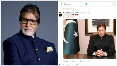 Amitabh Bachchan's Twitter Hacked! Turkish Cyber Group Posts Pro-pakistan Tweets from Big B's Account