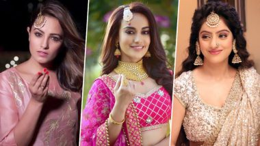 Eid Al-Fitr 2019 Greetings: Anita Hassanandani, Surbhi Jyoti, Deepika Singh and Other Indian TV Stars Wish Their Fans Eid Mubarak in Style