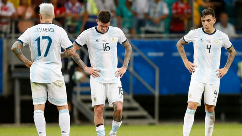 Argentina vs Paraguay, Copa America 2019 Live Streaming & Match Time in IST: Get Telecast & Free Online Stream Details of Group B Football Match in India